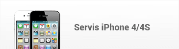 servis iphone 4/4S