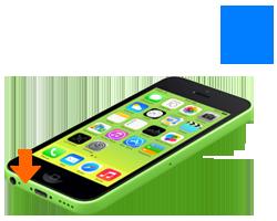 iphone-5c-oprava-nefunkcny-mikrofon
